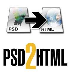 Hand Coding PSD2HTML