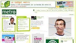 Metro France - Network of Blogs