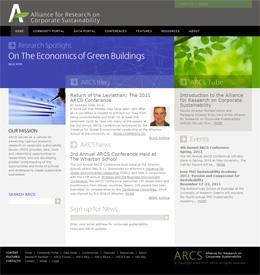 ARCS Website Development