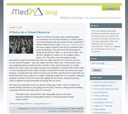 Blog.iMedExchange.com