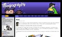 Blogography