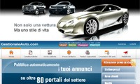 Gestionale Auto integration within Letter Cars Movable Type Website