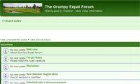 Grumpy Expat Forum