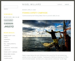 Nigel Millard Photographer News Website