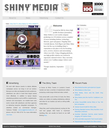 Shiny Media.com