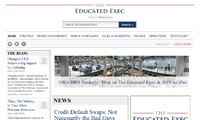 The Educated Exec Community Website