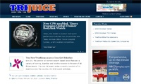 TRI Juice (Hybrid News Theme)