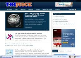TRI Juice (Hybrid News Theme)