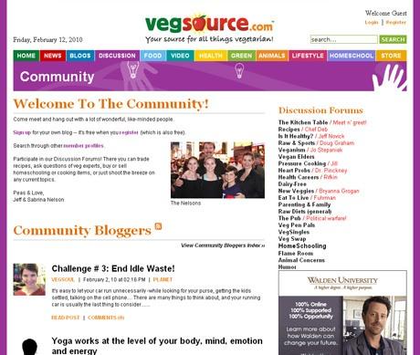 VegSource.com Community