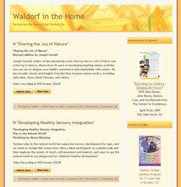 WaldorfInTheHome.org